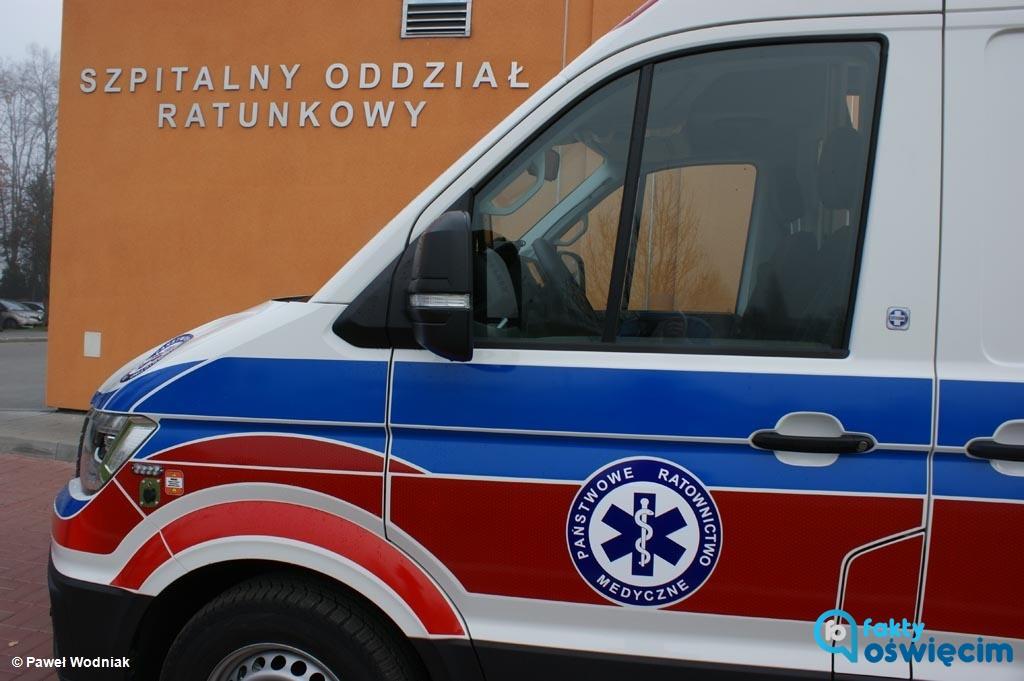 Dzisiaj po południu w Bobrku doszło do karambolu, w którym zderzyły się trzy samochody. Do Szpitala Powiatowego w Oświęcimiu ratownicy zabrali jedną osobę.