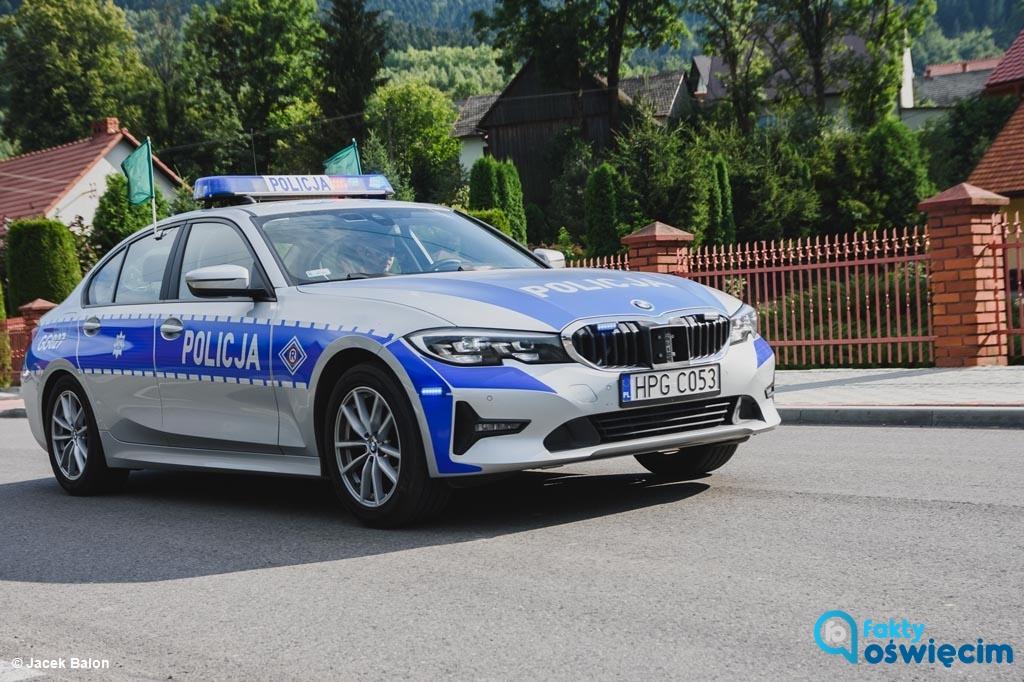 Czterech kierowców samochodów i trzech motocyklistów straciło prawa jazdy za znaczne przekroczenie prędkości w obszarze zabudowanym.