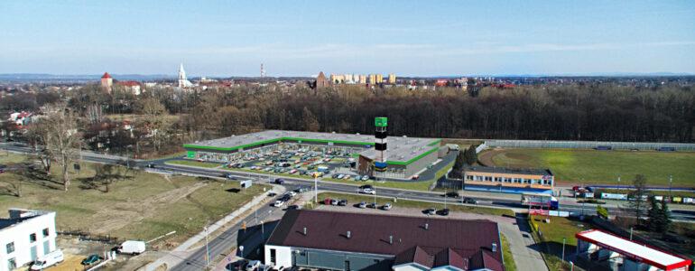 Nowy park handlowy powstanie w Oświęcimiu