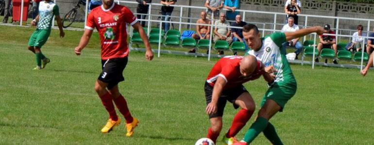 LKS Jawiszowice wysoko wygrał z rezerwami Puszczy