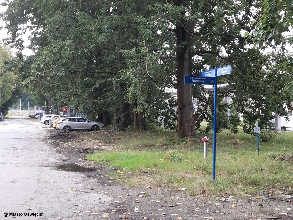 Oświęcimski samorząd złożył wniosek do wojewody małopolskiego o dofinansowanie remontu ulicy Norwida z Funduszu Dróg Samorządowych.