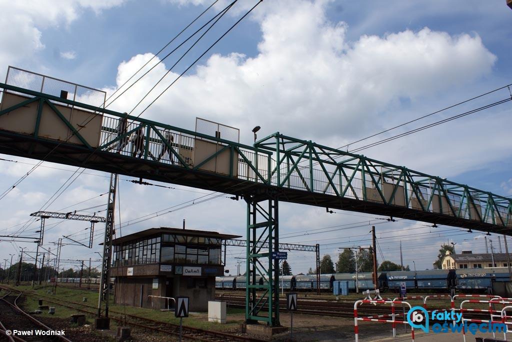 Andrzej Adamczyk, obecny minister infrastruktury potwierdził, że w Oświęcimiu w miejsce kładki kolejowej nad peronami powstanie przejście podziemne.