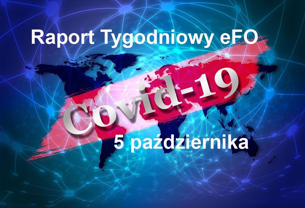 Od ostatniego Raportu Tygodniowego eFO w powiecie oświęcimskim przybyło 86 przypadków zachorowania na COVID-19. Wyzdrowiało kolejnych 12 osób.