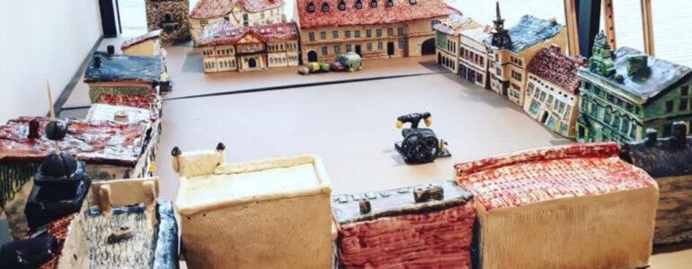Budujemy Miasto, czyli gliniana makieta Oświęcimia – FILM, FOTO