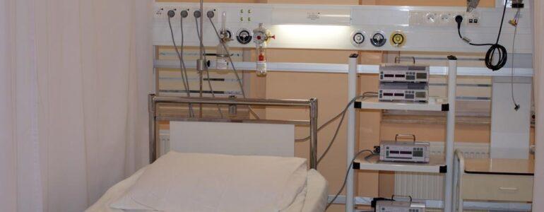 Szpital nie dostał dodatkowego sprzętu do walki z COVID-19