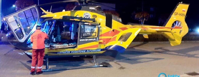 Kolejna interwencja strażaków i lotniczego pogotowia ratunkowego – FOTO