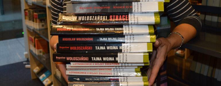 Książka na wynos – nowa oferta bibliotekarzy
