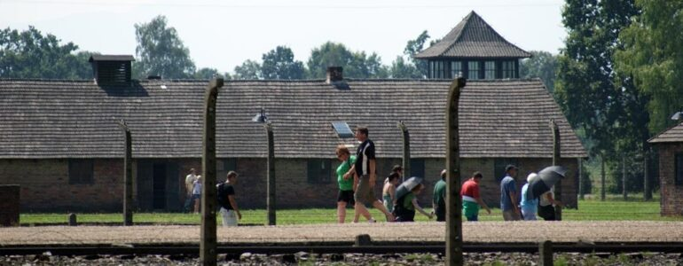 Czeskie pieniądze na konserwację muzeum Auschwitz-Birkenau