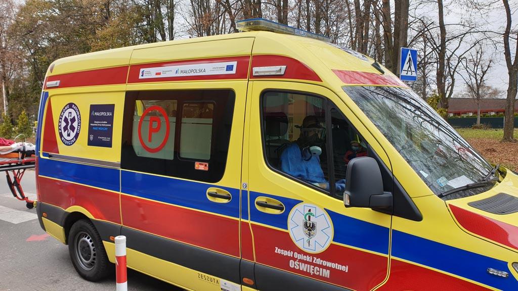 Starostwo Powiatowe w Oświęcimiu zwróciło się do wojewody o zgodę na uruchomienie dodatkowych zespołów ratownictwa medycznego. Co z tego wyszło?