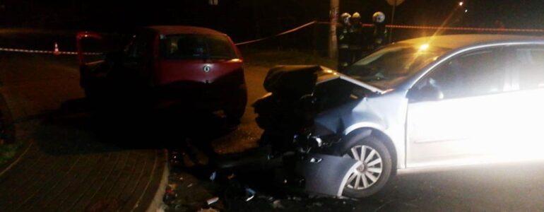 Trzy wypadki, trzech rannych – FOTO