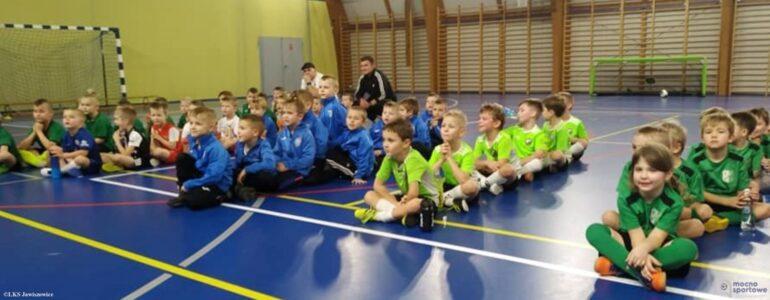 Dwie drużyny z powiatu oświęcimskiego zagrały w turnieju w Trzebini