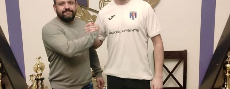 Hit transferowy w Teamie Sporcie Hejnale Kęty. Bracia zagrają razem