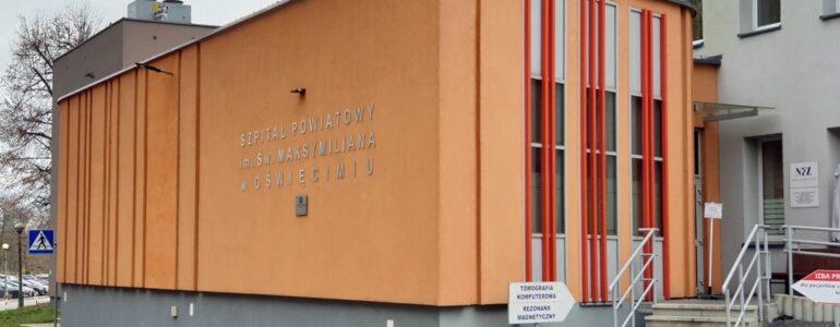Szpital w Oświęcimiu przestaje być covidowym