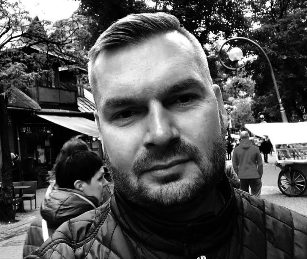 W wieku zaledwie 36 lat odszedł Szymon Chabior, wydawca i redaktor naczelny portalu oswiecimskie24.pl Dziennikarz zmarł nagle.