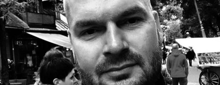 Ostatnie pożegnanie dziennikarza Szymona Chabiora