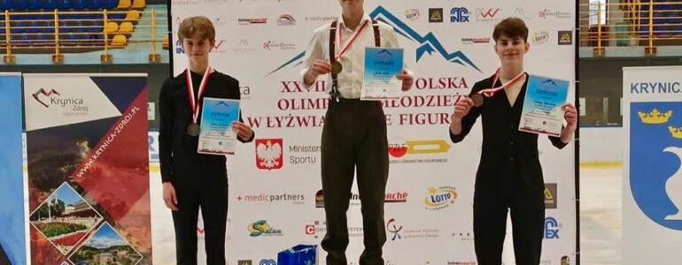 Dwa medale dla oświęcimskich zawodników – FILMY, FOTO