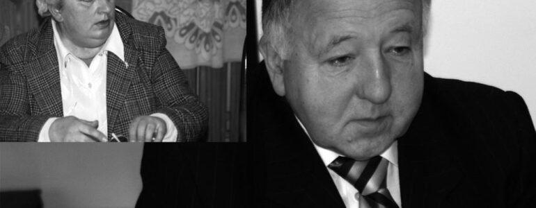 Odeszli Maria Malinkiewicz i Tadeusz Szczerbowski