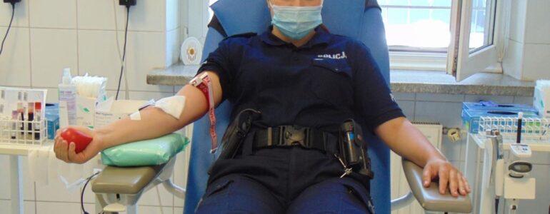102 litry krwi na 102 rocznicę powstania policji – FOTO
