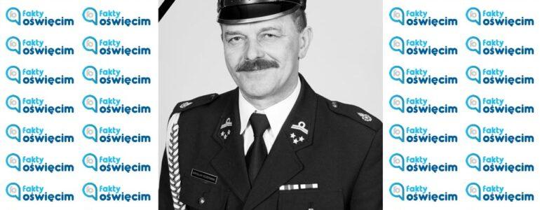 Druh Mirosław Szczepaniak odszedł na wieczna służbę