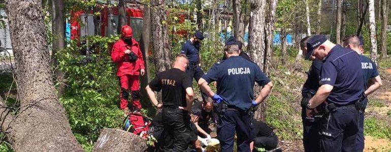 80-letni chełmkowianin odnaleziony
