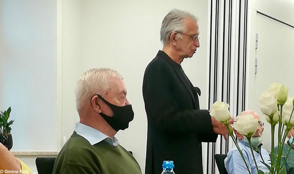 Seniorska Współdzielnia Kultury rozpoczęła swoją działalność. Na czwartkowym spotkaniu gościł Jacek Fedorowicz.