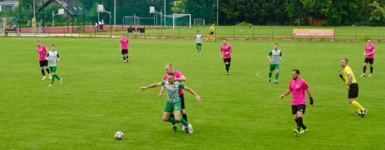 LKS Jawiszowice przegrał u siebie z Orłem – FOTO