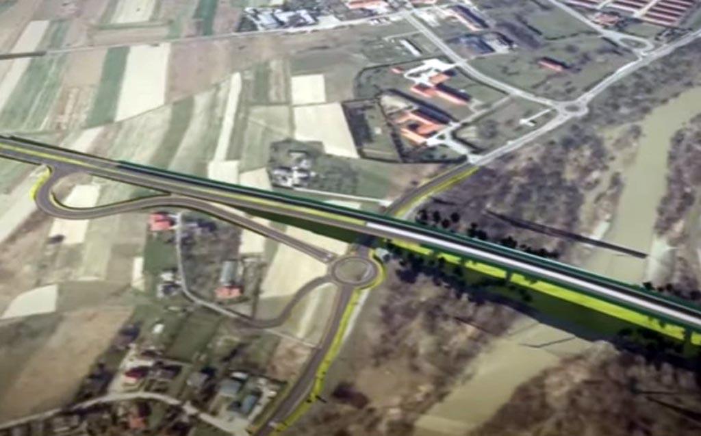 """""""Wieści z ratusza"""" przedstawiają stan prac przy nowej obwodnicy Oświęcimia wraz z trzecim mostem w mieście. Mówią też o tworzeniu strategii rozwoju miasta."""