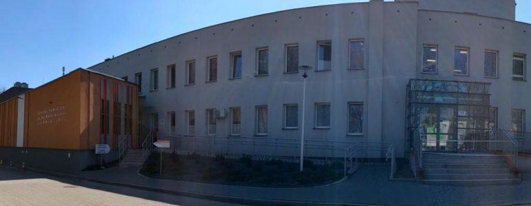 Oświęcimski szpital na finansowym plusie