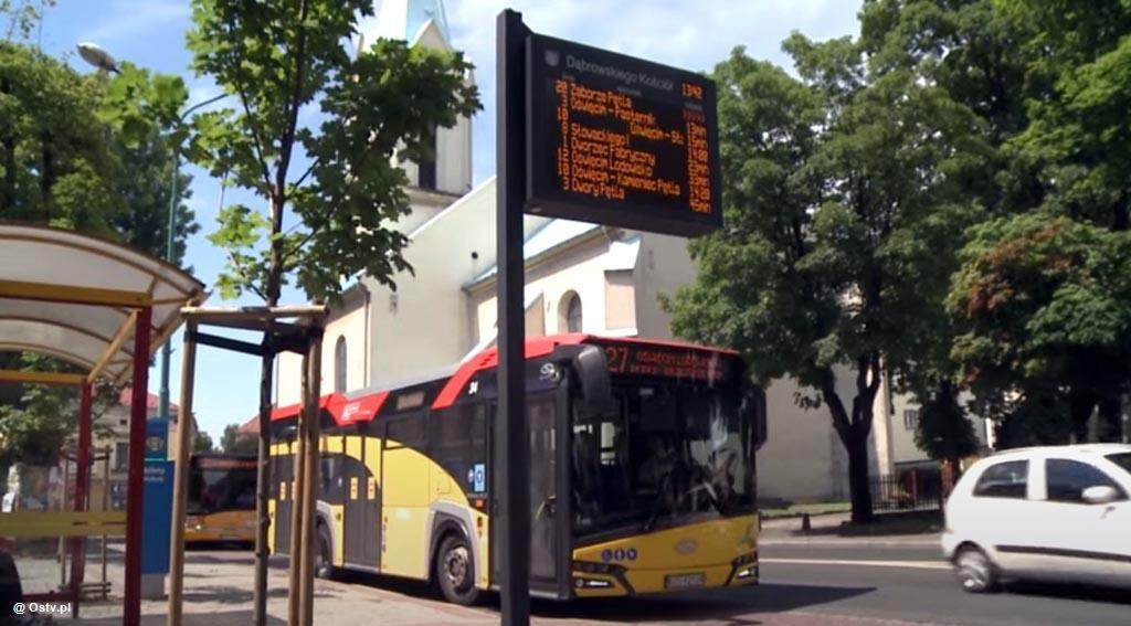 """Nowe """"Wieści z ratusza"""" pokazują tablice informacji pasażerskiej i przypominają o ostatnim dzwonku na wymianę pieców."""