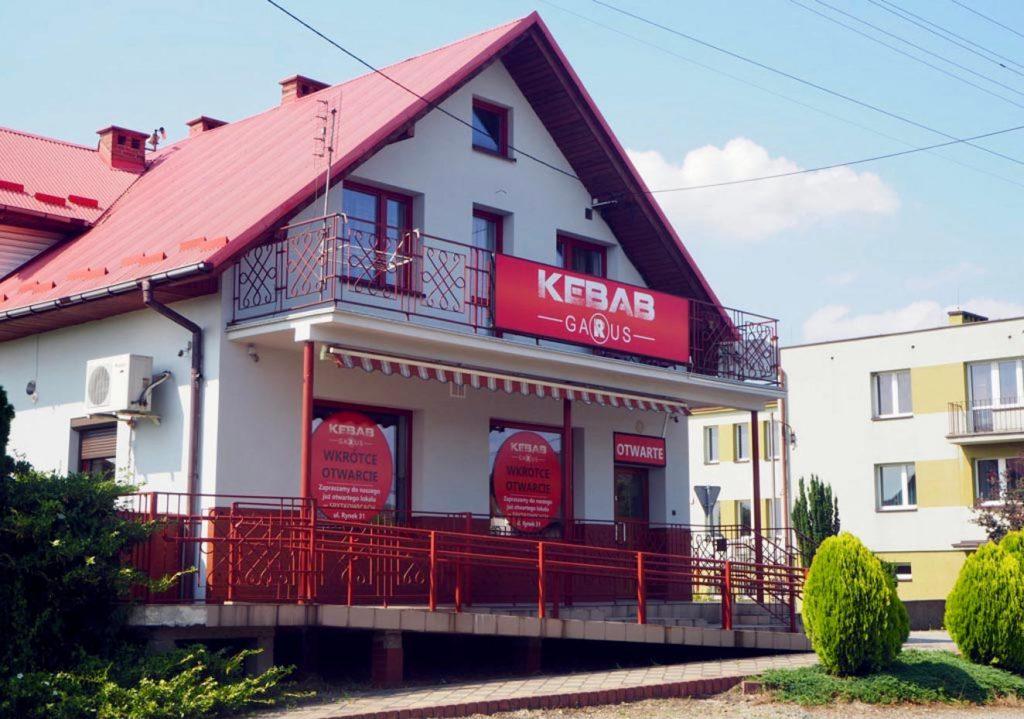 kebab Przeciszów