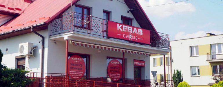 Kebab Garus już w Przeciszowie – FOTO