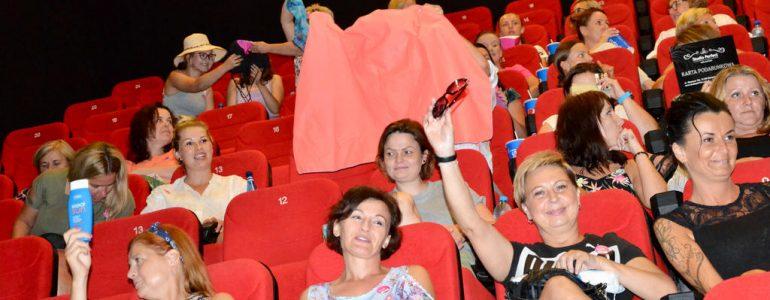 Kino dla kobiet w wakacyjnych klimatach – FOTO