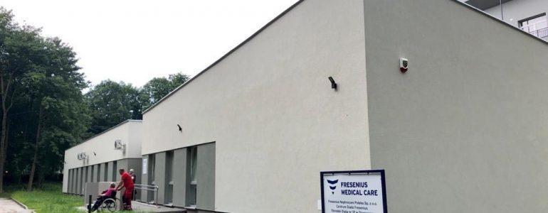 Nowa stacja dializ w Oświęcimiu – FOTO
