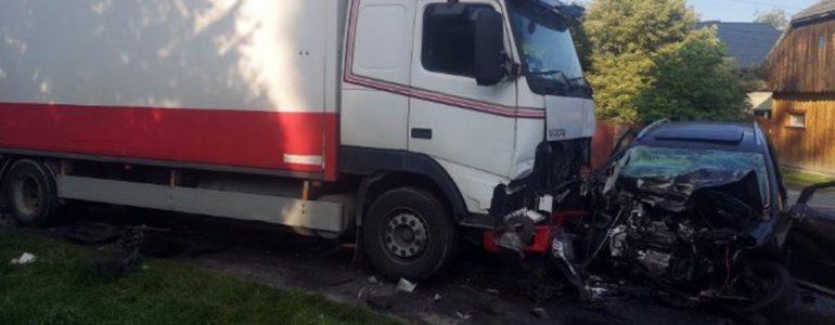 Nie żyje kierowca z wypadku w Graboszycach