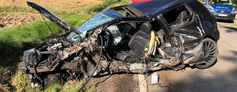 Dwa zderzenia w Polance Wielkiej w kilkanaście minut – FOTO