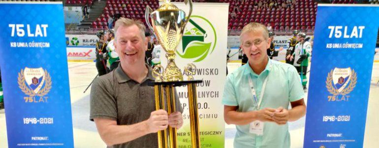 Biało-niebiescy zwycięzcami turnieju – FILMY