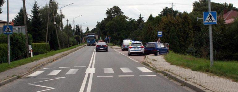 Kierowca potrącił na przejściu dziewięciolatka – FOTO