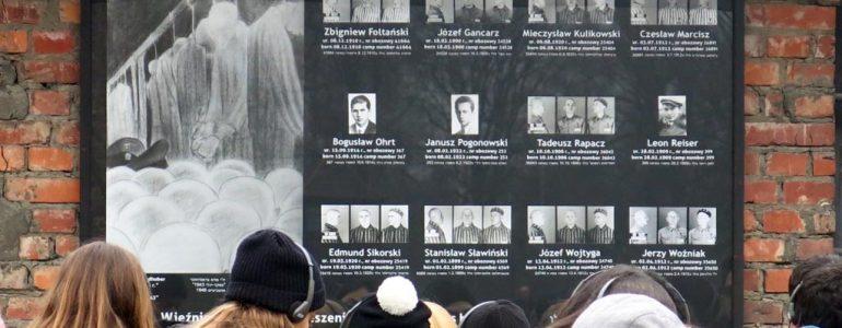 Łączyła ich Niepodległa. Obywatele II Rzeczpospolitej w KL Auschwitz