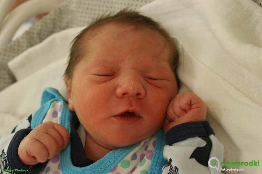 Prezentujemy kolejne zdjęcia noworodków urodzonych w Szpitalu Powiatowym w Oświęcimiu. Witamy dzisiaj trzy dziewczynki i tyluż chłopców.