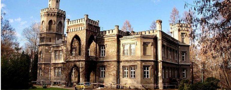 Zwiedzanie pałacu Larischów w Bulowicach na bis – zapisz się