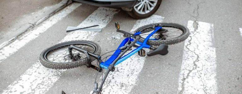 Potrącił nastolatkę na przejeździe dla rowerów