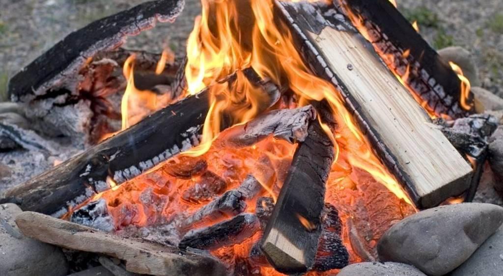 Dwaj mężczyźni rozpalili ognisko na trawniku na osiedlu Chemików w Oświęcimiu i spalali w nim odpady. W nagrodę dostali mandaty od policjantów.