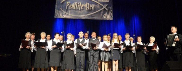 Festiwal Twórczości Religijnej PSALLITE DEO z eFO