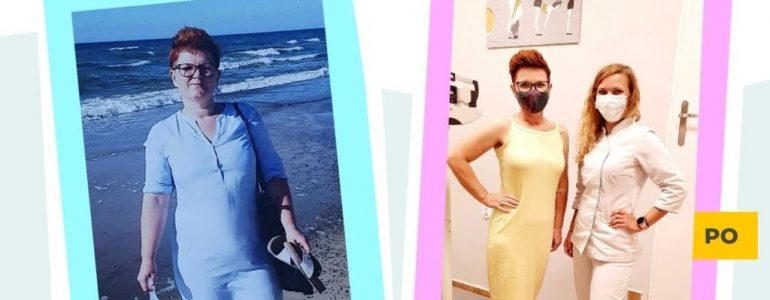 Pani Zosia schudła 20 kg w Projekt Zdrowie Oświęcim
