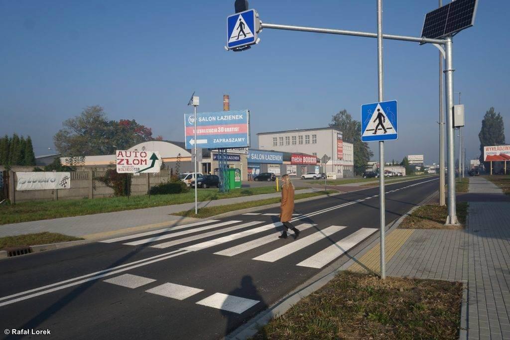 Zakończyła się modernizacja ulicy Kolbego w Oświęcimiu. Pochłonęła 5,6 mln zł. Była częścią większego remontu, wartego prawie 7 mln zł.